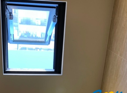 Design Great Natural Vent Structure For Residential. Electric Window Openers Solve 80% Vent Problem