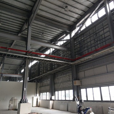 Factory / Top Hung Windows / SHEV system