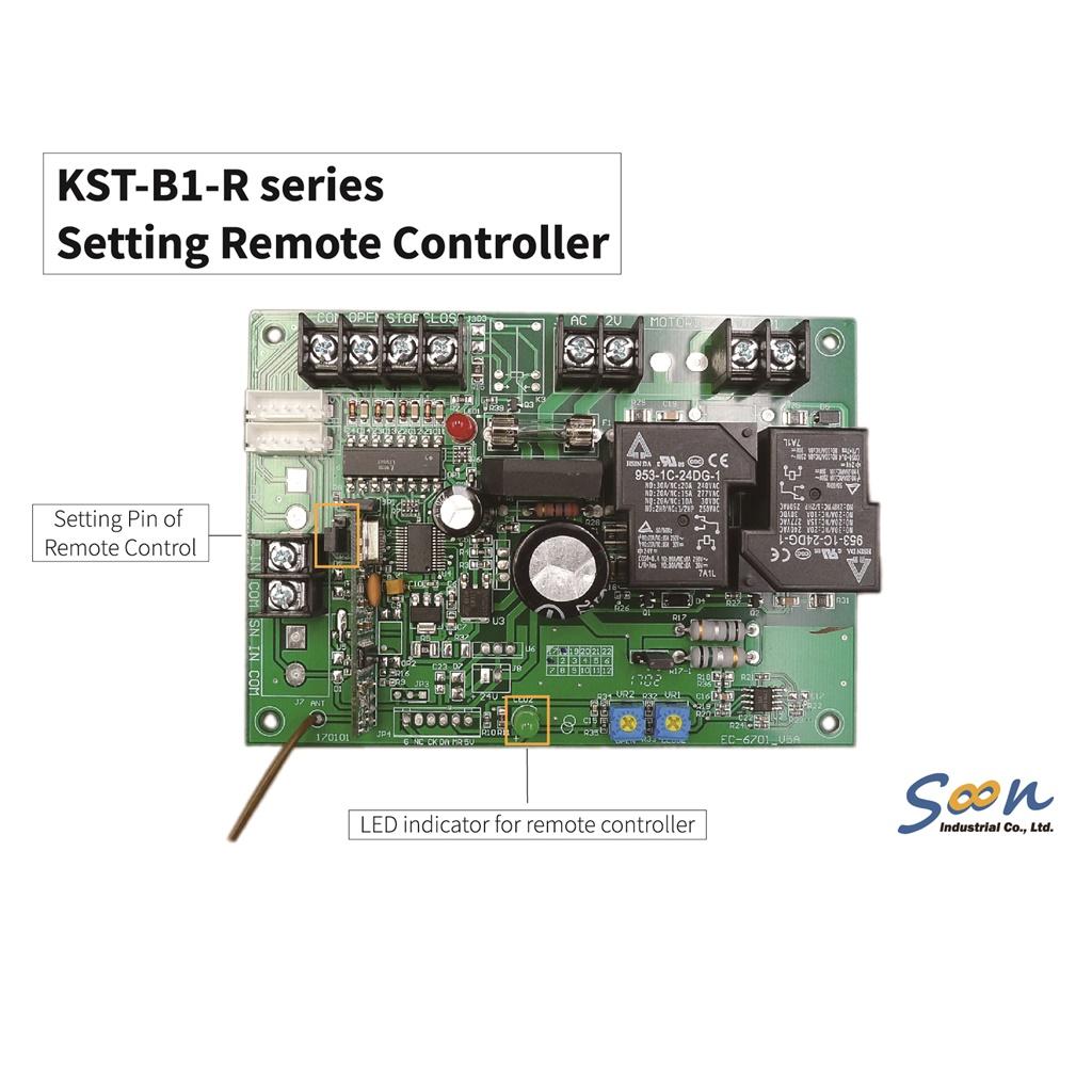 KST-B1 parallel actuator controller -  (5)