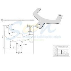 KST-BKT-04 Y shape mounting bracket_3