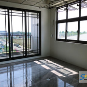 Office / Top Hung Windows / Natural Vent / SHEV system