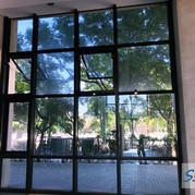 Campus Building / Top Hung Windows / Natural Vent