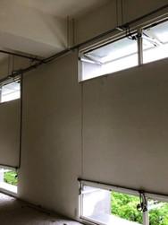 Top Hung Window @factory