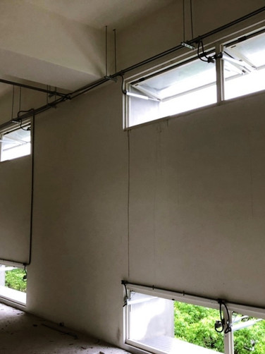 外推窗_廠房自然排煙窗