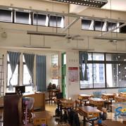 Classroom / Top Hung Windows / Natural Vent