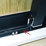 KST-SL01 automatic sliding window opener