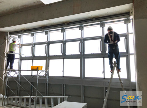 SHEV System In New MRT Station