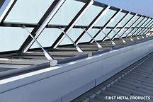 模組化電動採光罩天窗