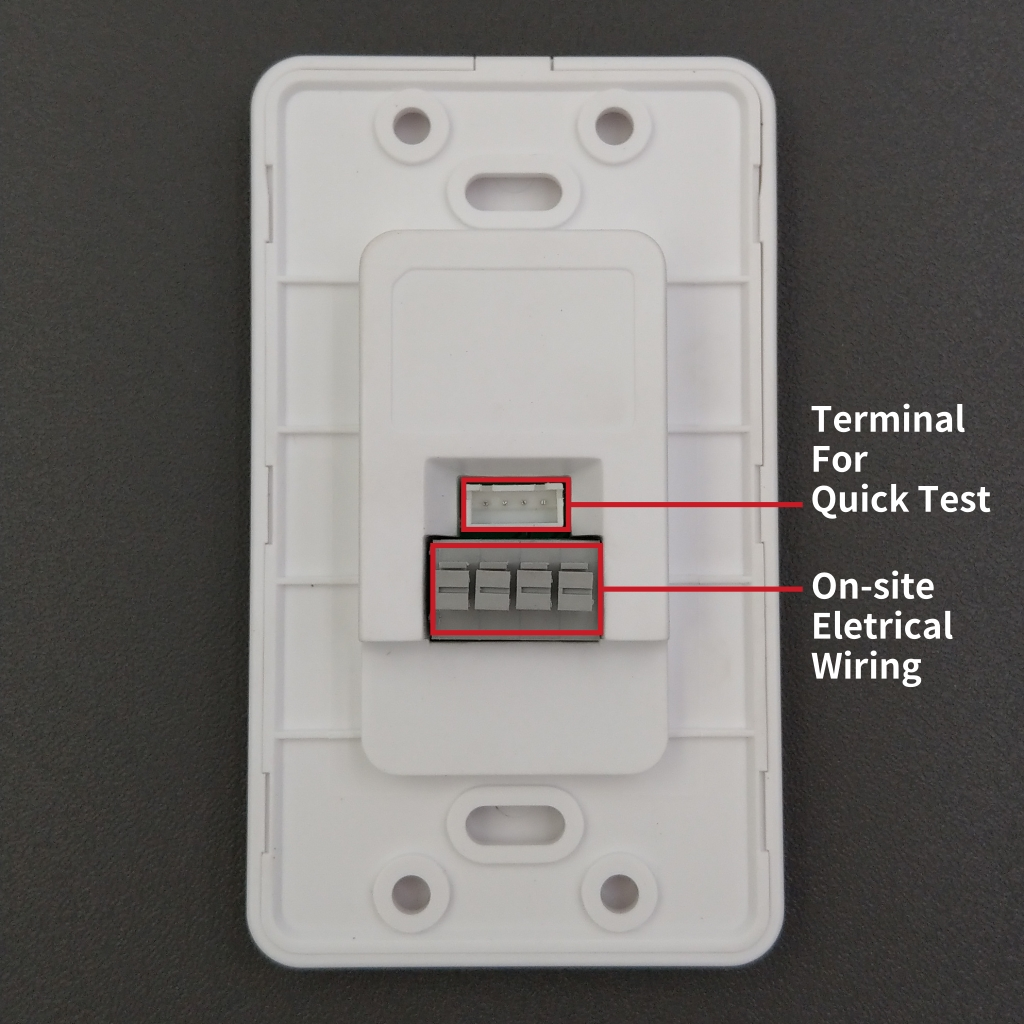 KST-WS-A120 wall switch