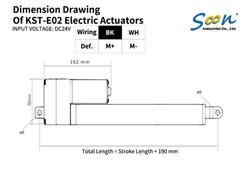 KST-E02 - dimensional drawing - EN-01-01