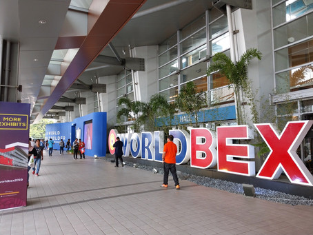 Soon Industrial at WorldBex, Manila