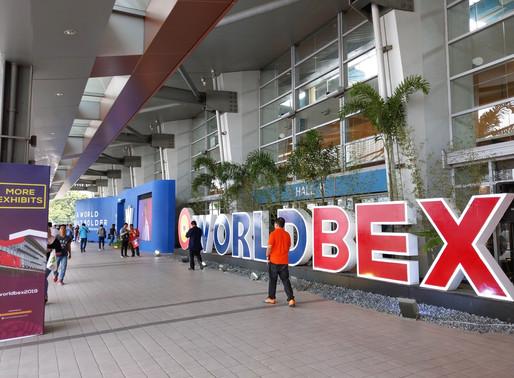 Soon Industrial at WorldBex, Manila