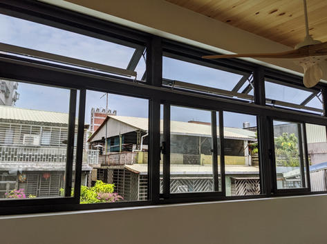 Dual Chain For Larger Windows
