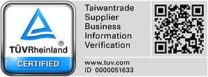 TUV certified Soon Industria