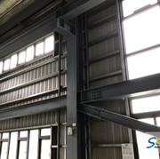 Storehouse / Top Hung Windows / SHEV system / Natural Vent