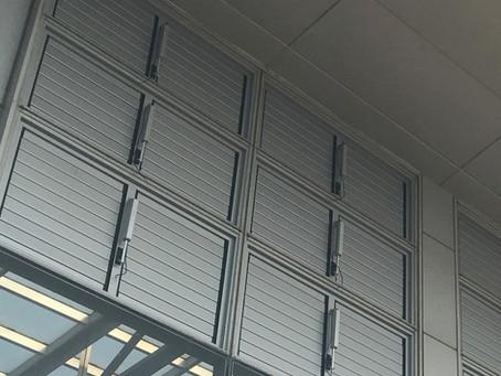 電動百葉窗,實現商辦大樓的冬暖夏涼,舜元與韓國주식회사 루바하이텍技術整合