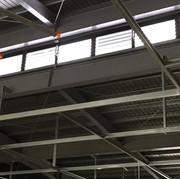 Factory / Jalousie Windows / SHEV system / Natural Vent