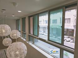 KST-SL01 橫拉窗電動開窗器_案場2