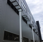 Factory / Top Hung Windows / SHEV system / Daily Vent