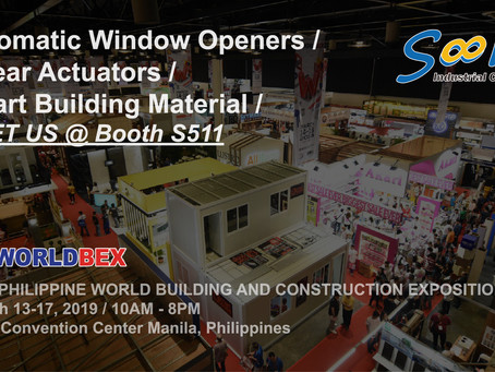 Soon Industrial at WORLDBEX in Manila