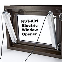 KST-A01 Electric Window Opener Installation Instructions