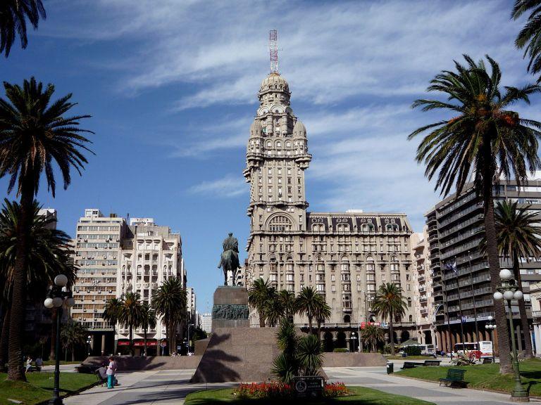 Uruguay'ın başkenti Montevideo