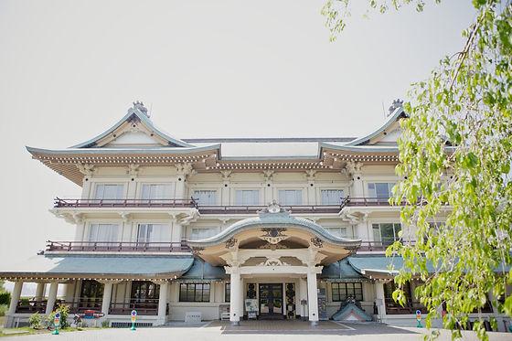 国内や海外からの賓客を招いた旧国際ホテル「びわ湖大津館」