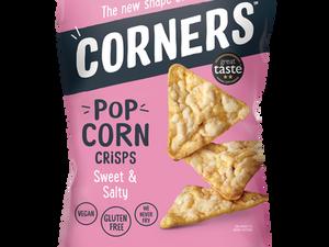 CORNERS is among the Great Taste winners of 2019