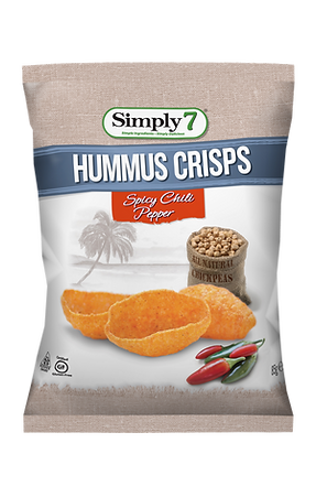 10294 Simply7 Hummus Crisps Spicy Chili