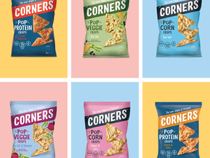 Corners Crisps Launches in WHSmith