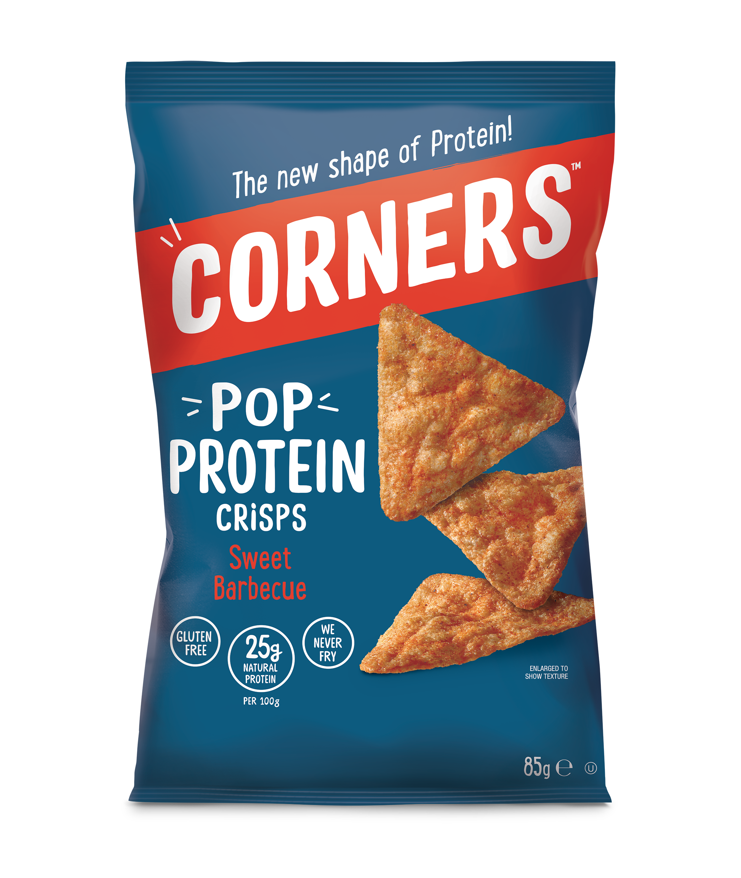 Corners_85g_Protein BBQ FRONT PNG