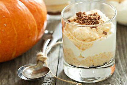 Vanilla Pumpkin Marshmellow