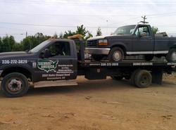 vehicle recycle pickup