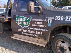 salvage america greensboro
