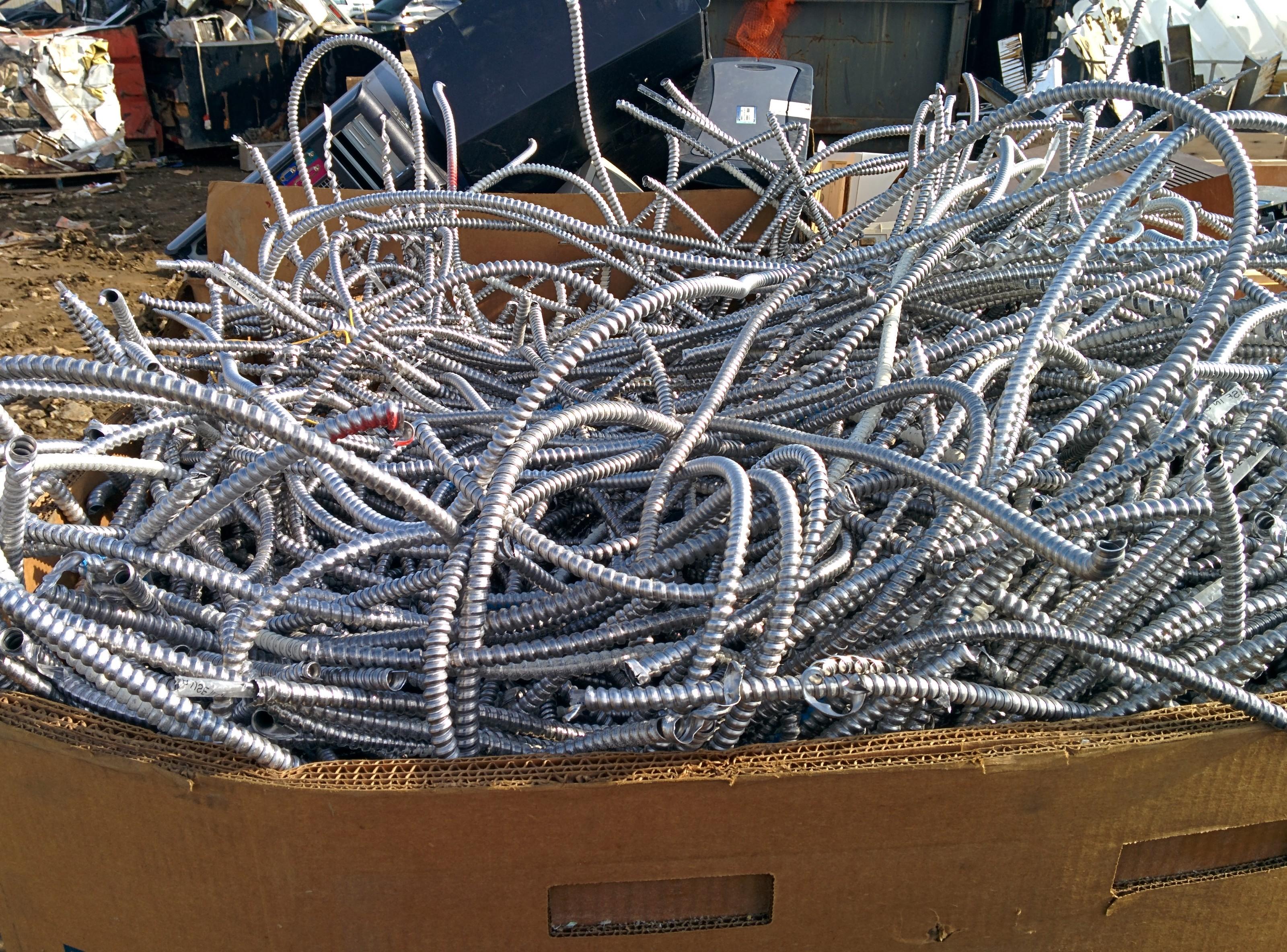 ferrous non-ferrous metal
