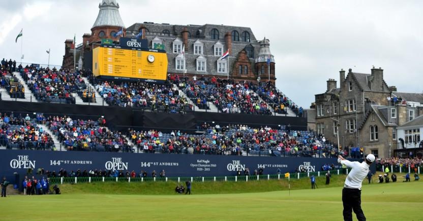 Open Championship TV Coverage