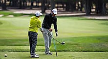 Half Day and Full Day golf schools with on course golf instruction