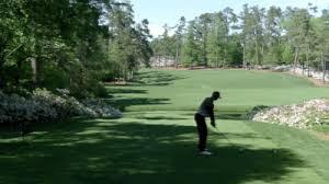 Augusta 13Th Hole Tee shot