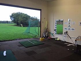 Inside the Teaching Studio.Scott Currie-Golf