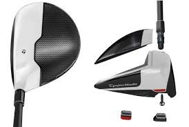 TaylorMade M1 driver review - it has a carbon composite crown design that has resulted in a decrease