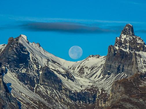 Pleine Lune en Gémeaux le lundi 30 novembre 2020 à 10h32