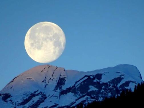 Pleine Lune Bleue en Taureau le samedi 31 octobre 2020