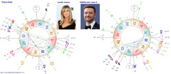 VERSEAU Jennifer Aniston et Justin Timbe