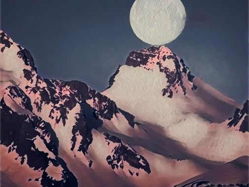 Pleine Lune du samedi 27 février 2021