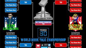 #30SecondBookTalk Championship 2017 - CASTING CALL!