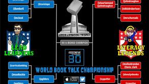 #30SecondBookTalk ROUND 2 | The Final Four!