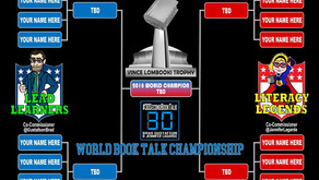 Do You Have What It Takes To Be The Next World Book Talk Champion???