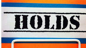 My #HoldShelf - A Window Into What Kids Really Want