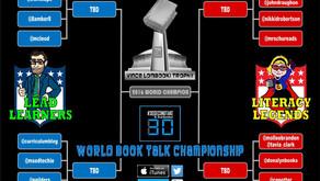 #30secondbooktalk Challenge! It's ON! (Like Donkey Kong!)