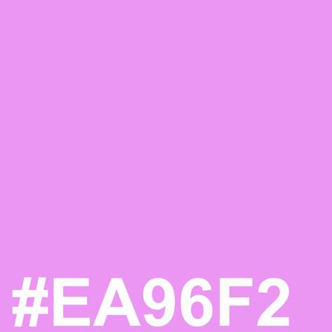 Pink #EA96F2